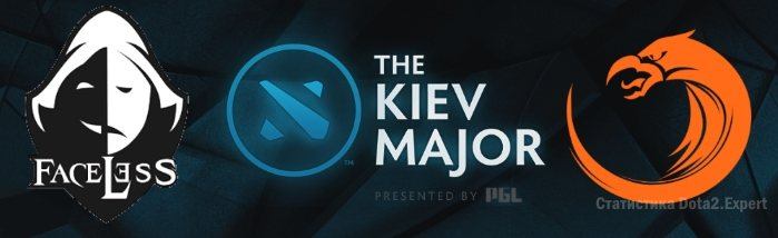 Прогноз на матч Faceless vs TNC на Kiev Major