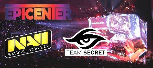 Прогноз Natus Vincere vs Secret Dota 2 на Epicenter 2017 06.06