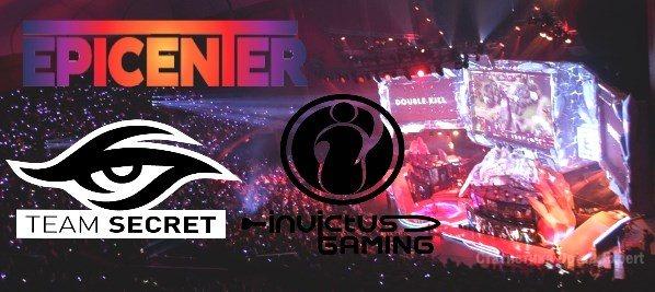 Прогноз Invictus Gaming vs Team Secret, Epicenter Play-Off, 9 июня 2017