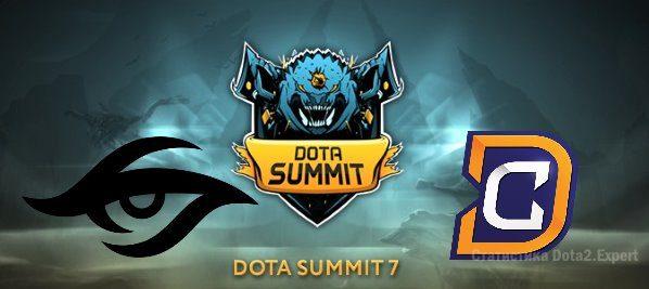 Прогноз на Саммит 7 Secret vs DC Dota 2
