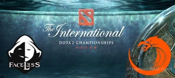 TI7 Quali, SEA регион, Team Faceless vs TNC Pro Team, 26.06.2017