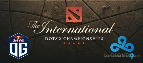 Прогноз OG Cloud 9 на The International 2017