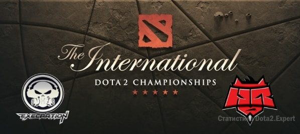 Прогноз 3 августа TI7 Execration vs HellRaisers DOta 2