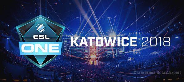 Прогноз LGD vs LFY на ESL Katowice 2018