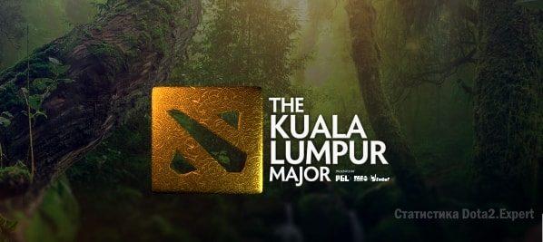 Kuala Lumpur Major 2018 — Турнирная таблица и расписание