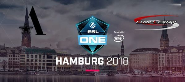 Team Aster vs Complaxity прогноз ESL One Hamburg на 24 10 2018