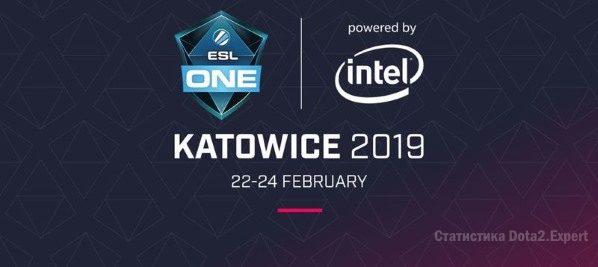 ESL Katowice 2019 — Сетка и расписание турнира