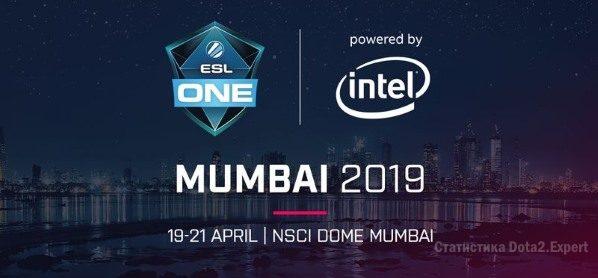 ESL Mumbai 2019 — Расписание и сетка турнира