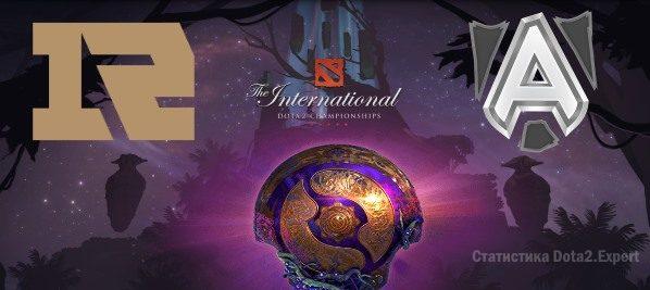 Прогноз Alliance vs Royal RNG на The International 20-08-2019